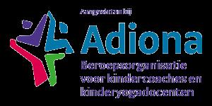 Aangesloten bij Stichting Adiona